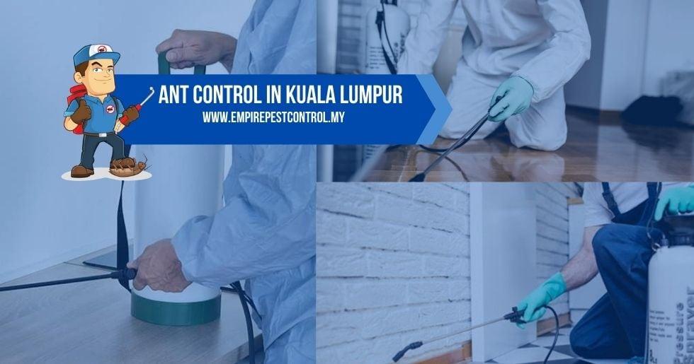 Ant Control Kuala Lumpur