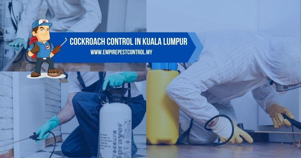 Cockroach Control Kuala Lumpur
