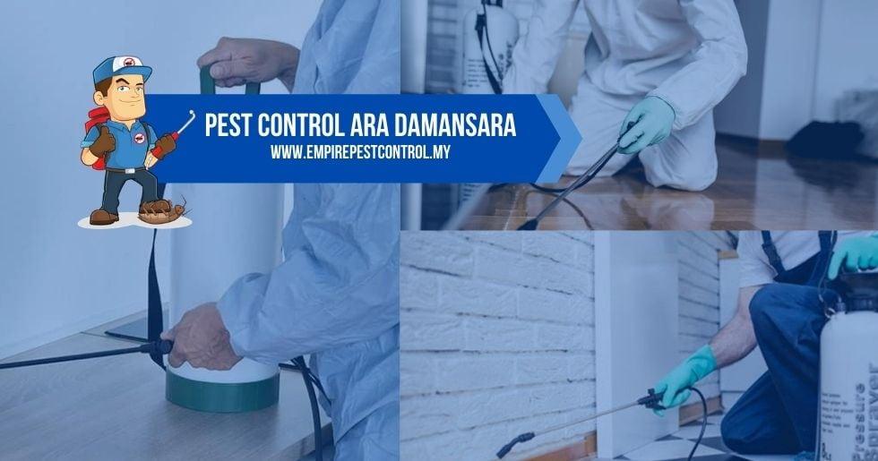 Pest Control Ara Damansara