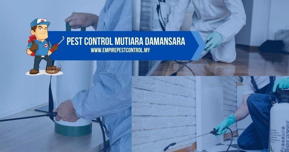 Pest Control Mutiara Damansara