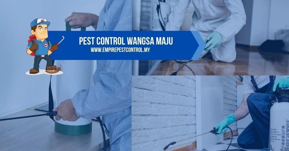 Pest Control Wangsa Maju