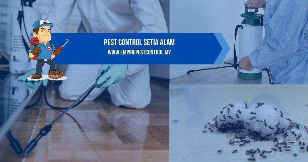 Pest Control Setia Alam