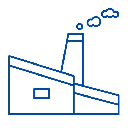 Manufacturing Facilities Icon