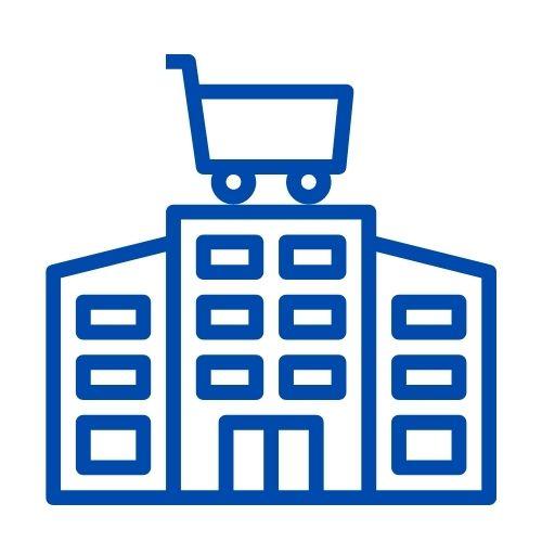 Shopping Malls Icon