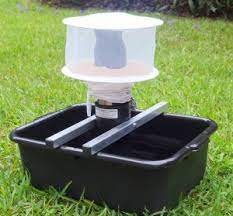 Installing mosquito trap