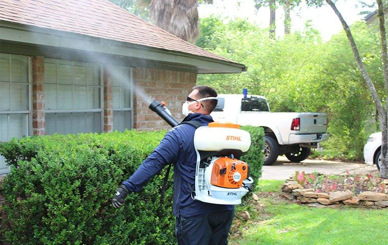 mosquito control for residential